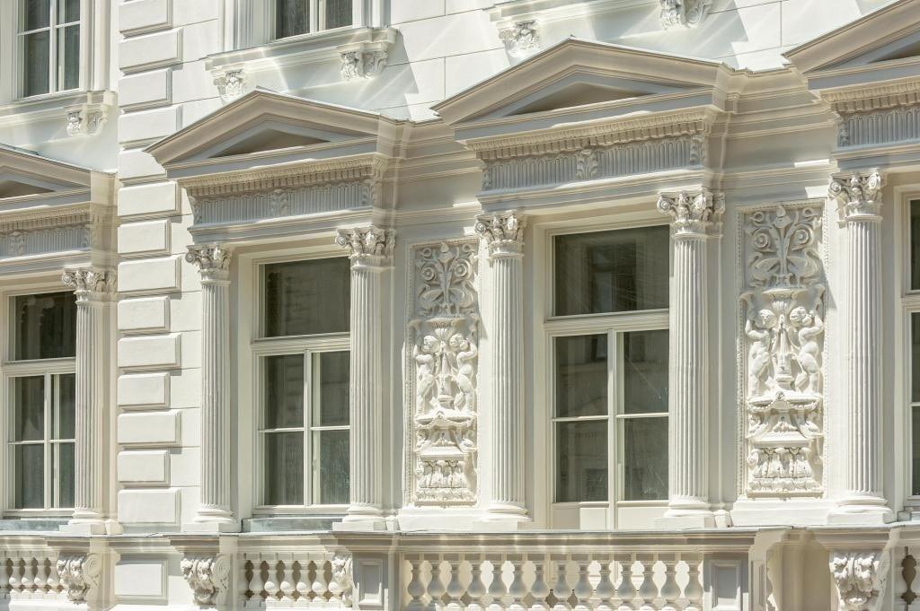 Wohnung Werdertor Fassade